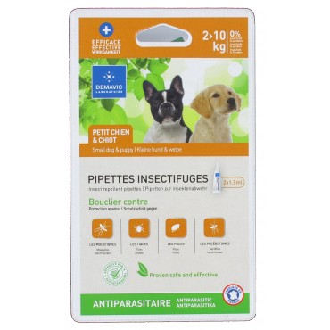 Pipette insectifuge petit...