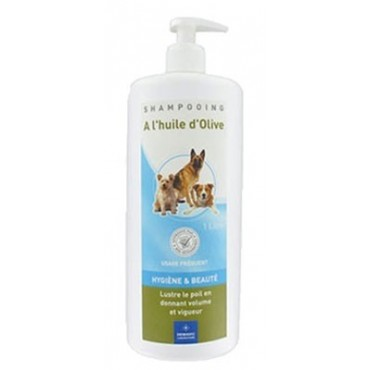 Shampooing huile d'olive 1 L