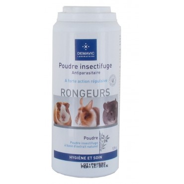 Poudre Insectifuge pour...