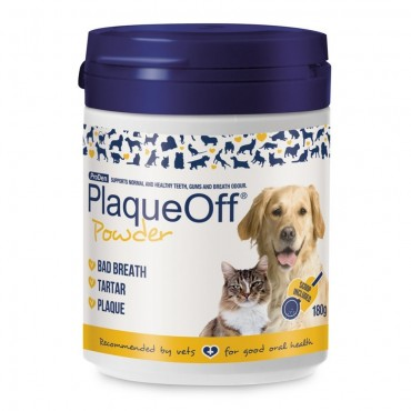 PlaqueOff dentaire pot 180g