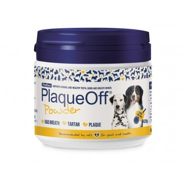 PlaqueOff dentaire pot 420g