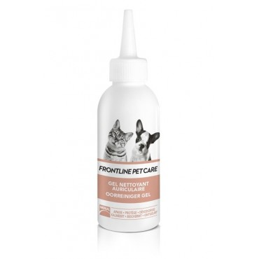 Frontline Petcare gel nettoyant auriculaire